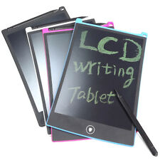 Erase Drawing Board Tablet Electronic Paperless LCD Hand writing Pad Kids Gifts