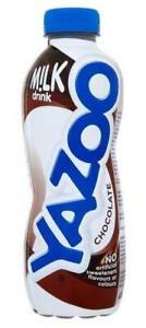 Yazoo-Chocolate-Milk-Drink-10-x-400ml-Past-Best-Before