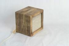 Altholz Upcycling Schlummerlicht Lampe Holz shabby vintage