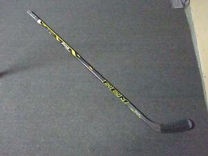 Used Scott Laughton CCM Tacks Pro Stock Composite Hockey Stick Flyers Bauer