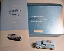 """Matchbox Holden FJ Van """"Matchbox promotional"""" Webemodell mit Sonderbox"""
