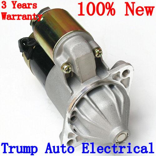 1 of 1 - Starter Motor fit Mitsubishi L200 L300 Express Delica eng 4G63 4G64 Petrol 79-06