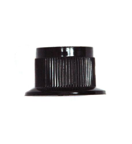 10pc Plastique Rond à Vis Type Bouton PN-26A T = φ32x15.2mm Trou = φ6.4mm RoHS