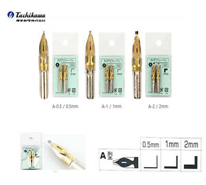 Image Is Loading Tachikawa Calligraphy Dip Pen Nibs 1Pack Of 2