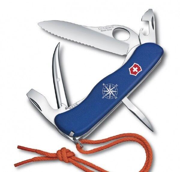 Victorinox Victorinox Victorinox SKIPPER PRO Marlspieker Schäkelöffner Segelmesser Einhandmesser Stiefel 0b37c0