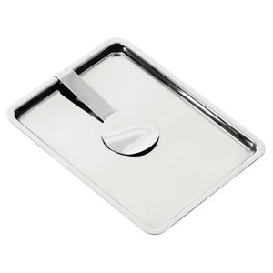 Rectangular Black Plastic Tip Tray With Clip Restaurant Catering Pub Bar Kitchen, Dining & Bar Home & Garden