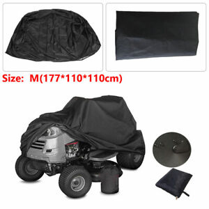 Details About Waterproof Cover Protector For Riding Lawn Mower Ride On Garden Tractor W Bag