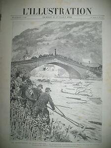 SAINT-GERVAIS-AVALANCHE-GLACIERS-DU-MONT-BLANC-PARACHUTE-L-039-ILLUSTRATION-1892