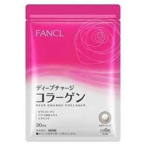 FANCL-Deap-Charge-Collagen-180-tablets-From-Japan