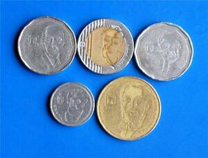 Israel-Special-Issue-New-Sheqel-Complete-Set-5-Coins