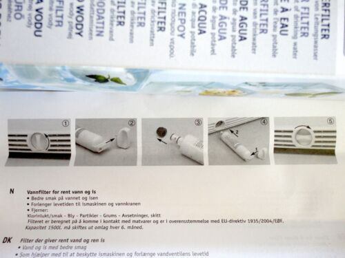 Hotpoint C00094422 RICAMBIO icepure Frigo Cartuccia Filtro Acqua Ghiacciata