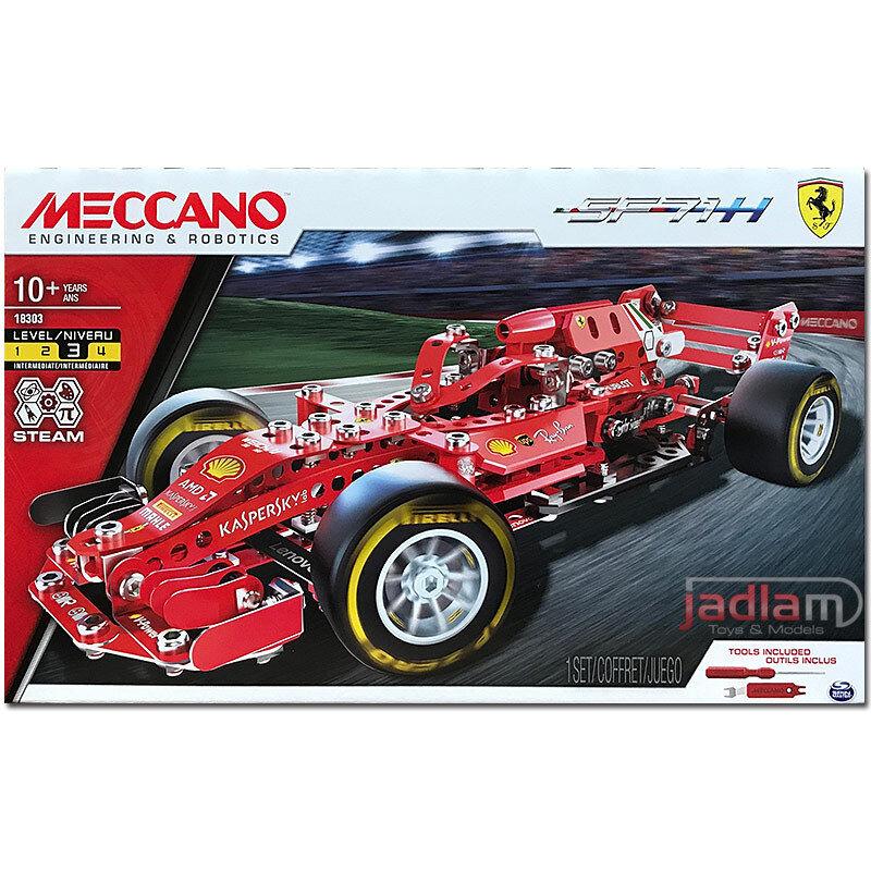 Meccano Formula 1 Ferrari 18303 - Spin Master 6044641