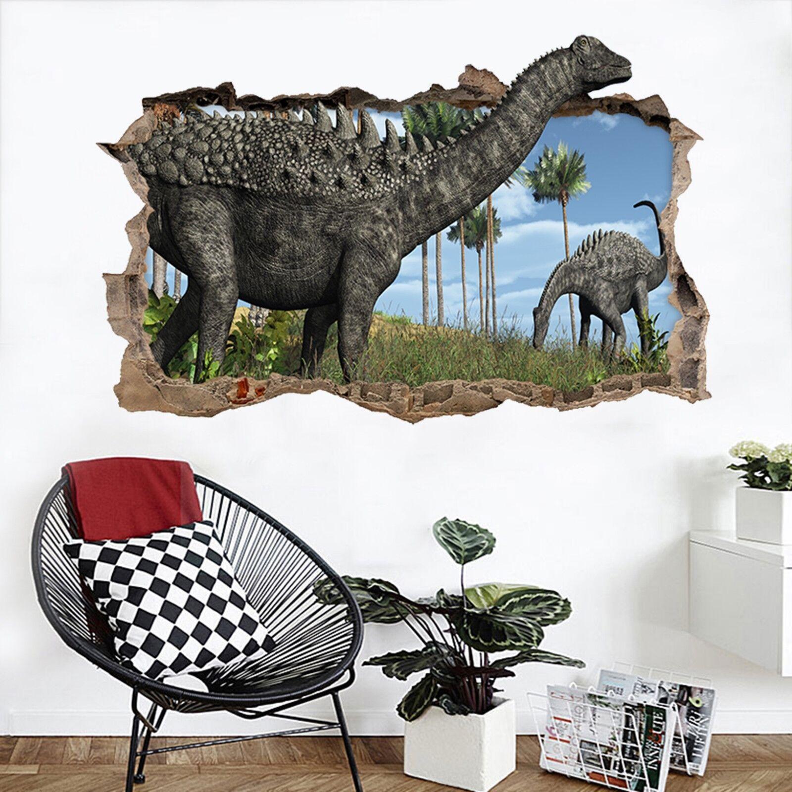 3D Dinosaurier 315 Mauer Murals Mauer Aufklebe Decal Durchbruch AJ WALLPAPER DE