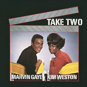 Marvin-Gaye-amp-Kim-Weston-Take-2-New-180g-Vinyl-LP