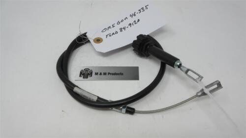 Oregon 46-335 Toro 84-9120 Traction Control Cable Recycler 22043 22045 22142