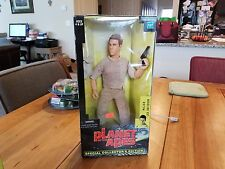 "Hasbro Planet of the Apes 12"" Major Leo Davidson figure, Brand New!"