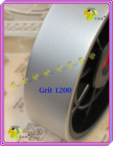 "150mm 6 inch THK Diamond Lapidary Jewelry Grinding wheel 38mm 1.5/"" Width Grit 80"