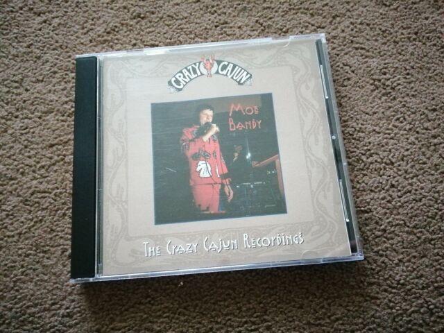 Moe Bandy - The Crazy Cajun Recordings - CD (1998)