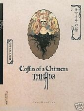 Coffin of a Chimera by Takato Yamamoto Art Book Art Works FreeShip NEW tattoo