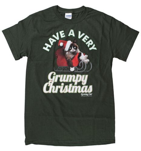 Grumpy Cat Have A Grumpy Christmas T-Shirt