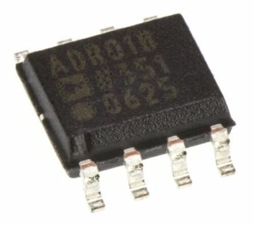 SOI Analog Devices ADR01BRZ Fixed Series Voltage Reference 10V ±0.05 /% 8-Pin