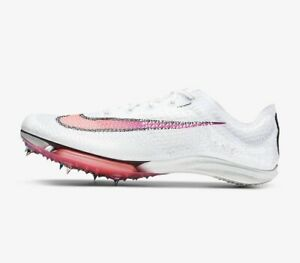 NIKE-AIR-ZOOM-Victoire-RACING-SPIKE-UK8-US9-olympique-de-decoration-Neuf