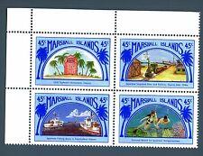 MARSHALL ISLANDS - 1989 - I legami con il Giappone