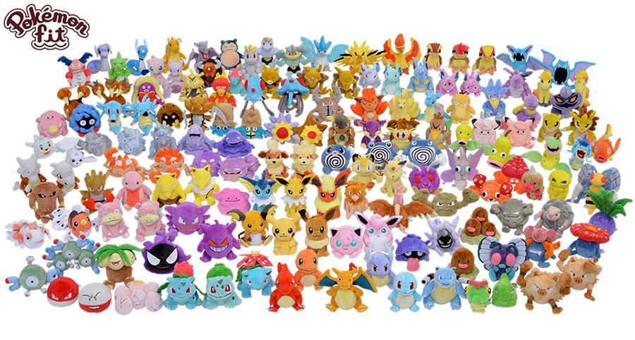 Pokemon Center Original Pokemon Pokemon Pokemon Fit Plush Doll Venomoth (Morphon) FREE SHIPPING dd7838
