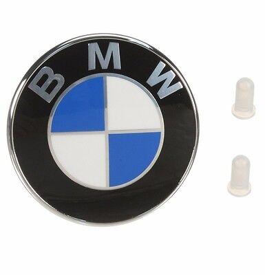 """BMW 323i 328i 323Ci 330xi M3 335i 335xi 335d Emblem BMW /""""Roundel/"""" for Trunk Lid"""