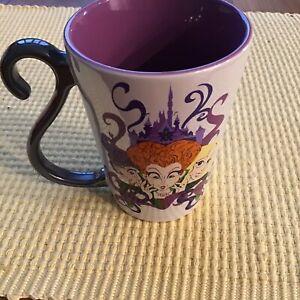 Disney Parks Halloween 2020 Hocus Pocus Sanderson Sisters And Binx Ceramic Mug