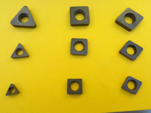 Wendeschneidplatten Unterlage Zwischenlage Plattenform S-T-C  VHM neu//unbenutzt