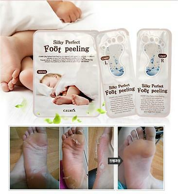 (in USA) Baby Foot care Easy Pack Skin Exfoliation Peeling Remove Dead Calluses