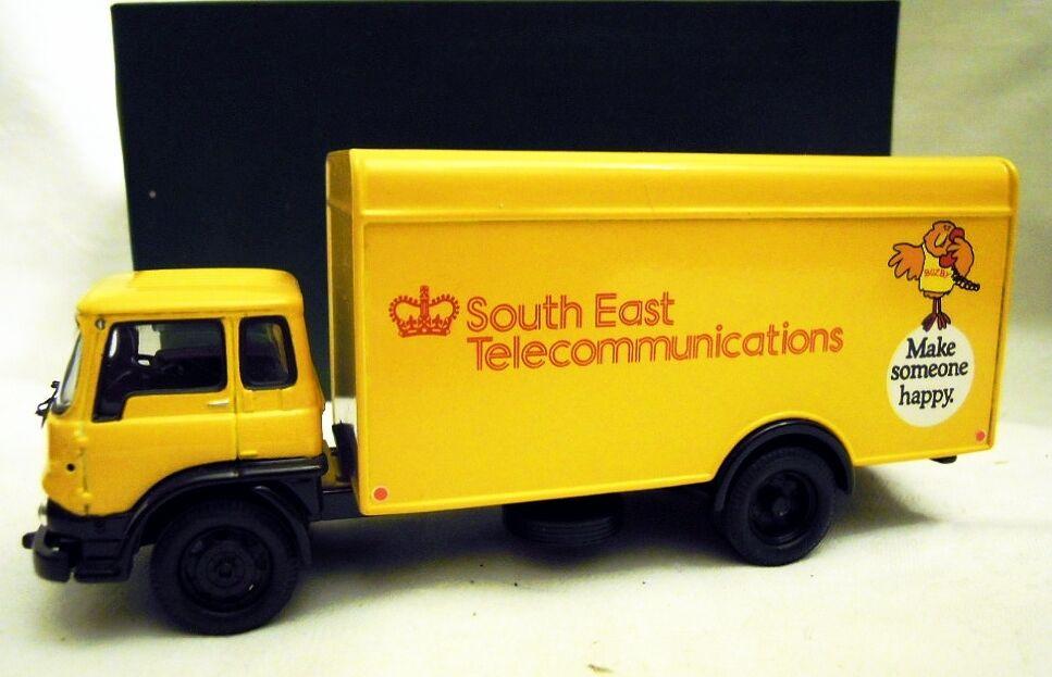 compra nuovo economico CORGI 22705  Bedford TK scatola scatola scatola Van  South East Telecommunications , n e u & o V P  qualità di prima classe