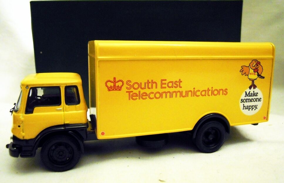 Corgi 22705  Bedford TK Box Van  South East telecommunications , N E U & O V P