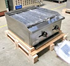 New 24 Radiant Broiler Model Cd Rb24 Char Grill Commercial Restaurant Nsf