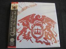 QUEEN, Sheer Dragon Attack: Live in Osaka, Japan 1985, 2x CD Mini LP, EOS-109