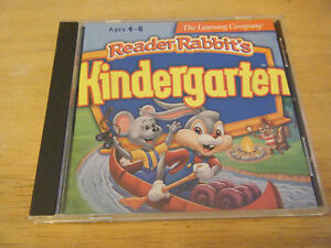 Reader-Rabbit-039-s-Reading-Ages-4-6-Version-1-0-PC-amp-MAC-1998