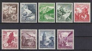 THIRD-REICH-Mi-675-683-mint-MNH-Winterhilfswerk-stamp-set-CV-120-00
