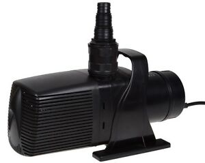 Pond-Pump-Water-Fountain-Waterfall-Pump-5283-GPH-Submersible-Garden-Pool-Pump