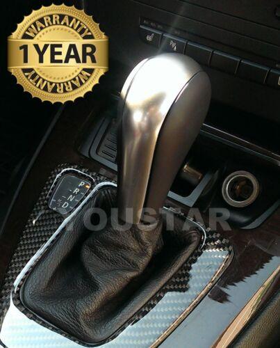US Seller AUTO Shift Knob for BMW E46 E60 E39 E38 E36 Z3 MATT CHROME /& BLACK