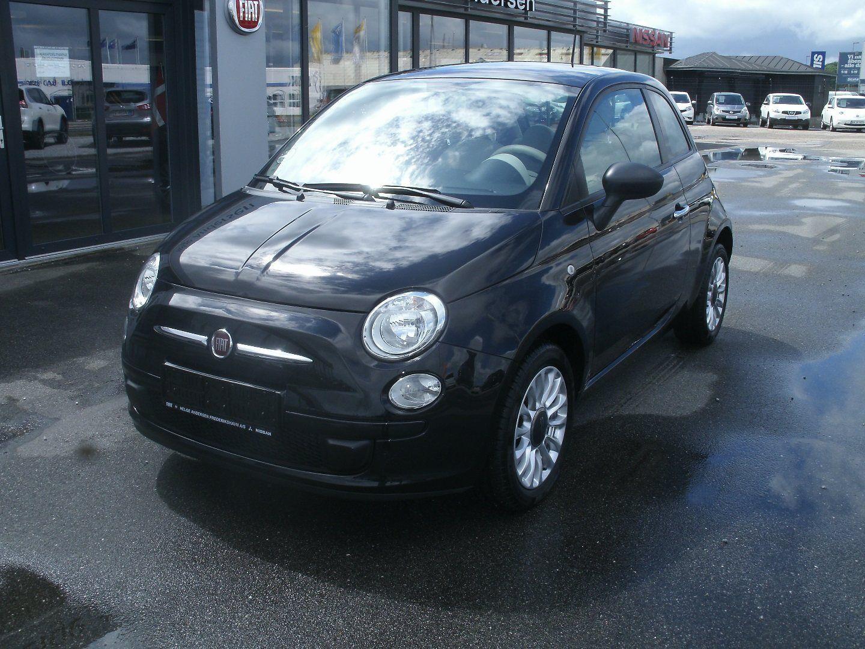 Fiat 500 1,2 Wind 3d - 83.880 kr.
