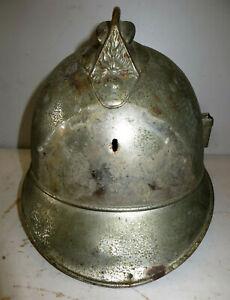 rivets pour cimier casque de pompiers