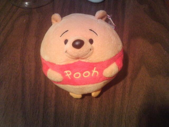 Ty Beanie Ballz Winnie The Pooh