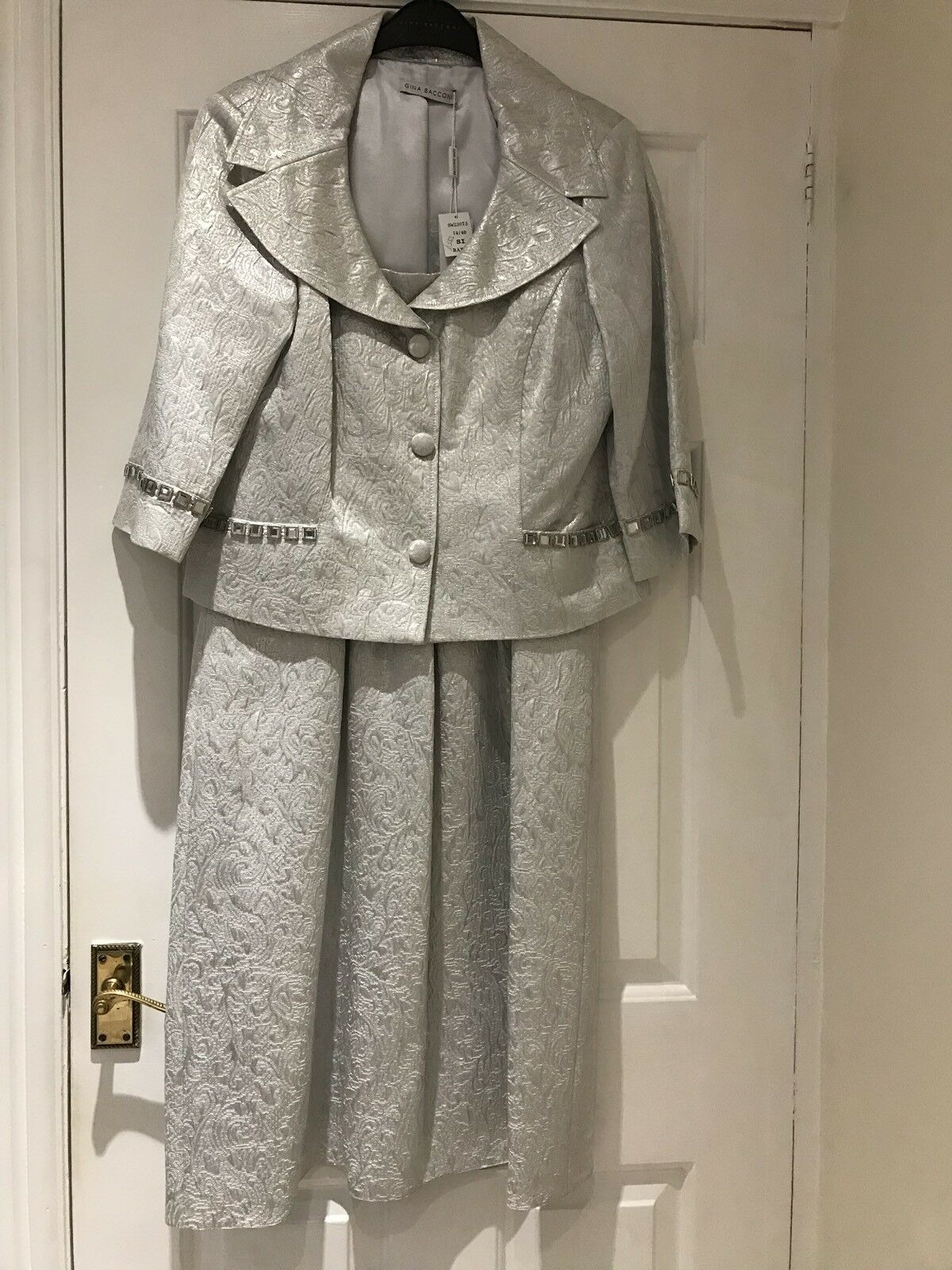 Mother of the Bride Gina Bacconi design size 14