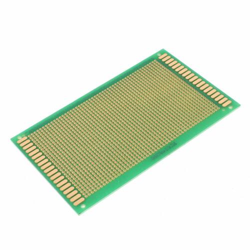 DlY seul Prototype PCB Papier universel côté circuit imprimé 15 x 9cm