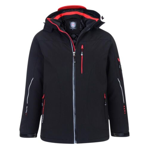 Big /& Tall MENS Water Proof Soft Shell Padded high Performace  Jacket Coat