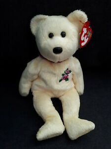 RETIRED-TY-BEANIE-BABIES-MOTHER-BEAR-MAY-16TH-2002