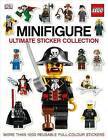 LEGO Minifigure Ultimate Sticker Collection by Victoria Taylor, DK (Paperback, 2010)