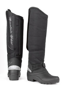order united kingdom best cheap Details about Mountain Horse Rimrock High Rider Long Winter Boots Fluffy  Lining Inside