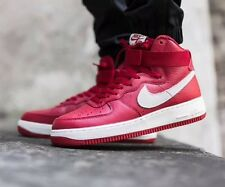 NIKE AIR FORCE 1 HI RETRO QS (743546 600) SZ: MNS 10